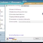 Windows 7 Manager suite