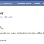 Cancellare la cache di facebook