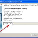 Recuperare la password di Word ed Excel!