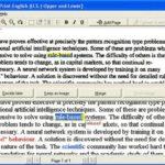 OCR Freeware: estrarre il testo da immagini e pdf