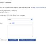 Inviare sms gratis da facebook