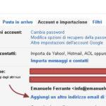 Come inviare le email da smartphone