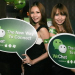 Wechat, ottima alternativa a whatsapp