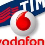 Tim e Vodafone, da luglio i servizi gratuiti si pagheranno