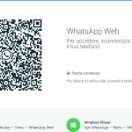 Whatsapp per PC, finalmente è arrivato!