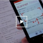 Risolvere problemi matematici con un'app e uno smartphone