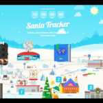 Santa Tracker: Natale in casa Google