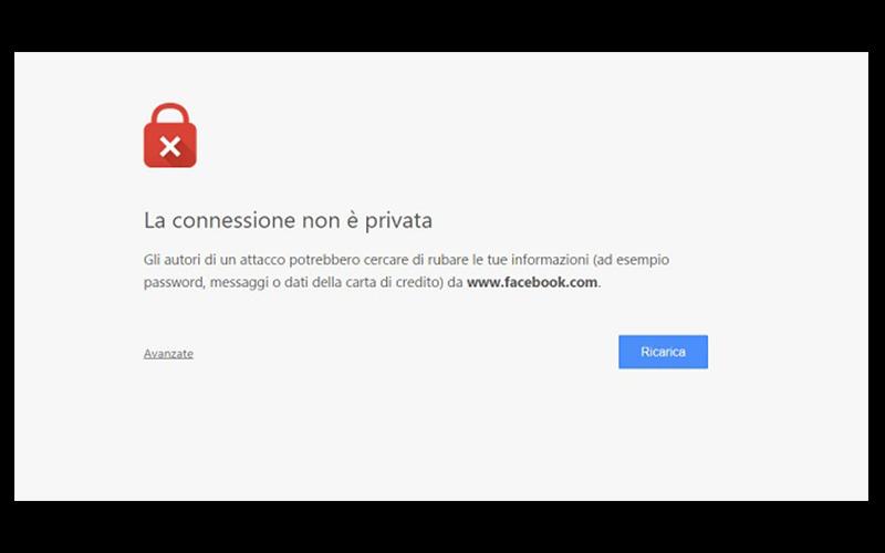 soluzione-la-connessione-non-è-privata
