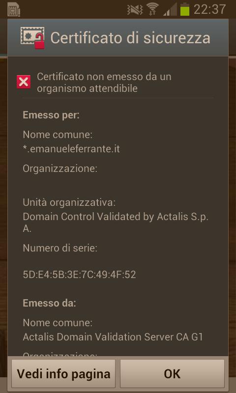 certificato-non-attendibile