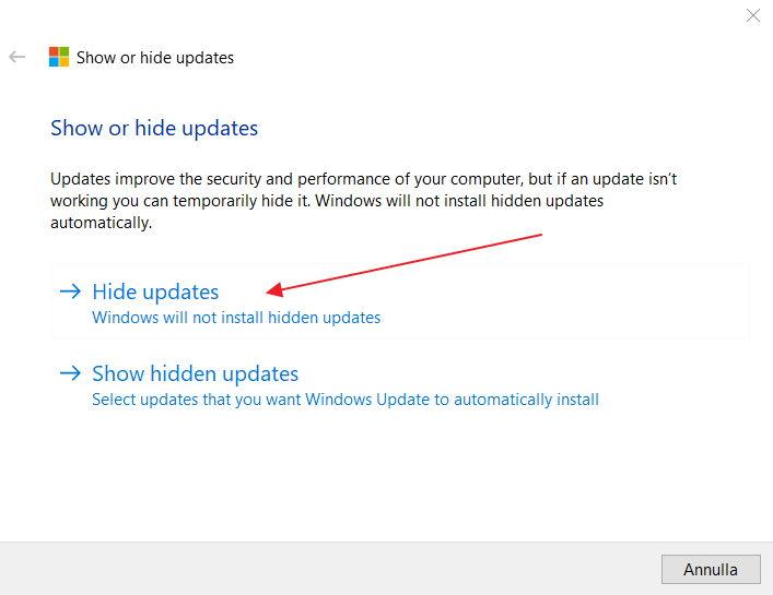disattivare-aggiornamenti-specifici-windows10_2