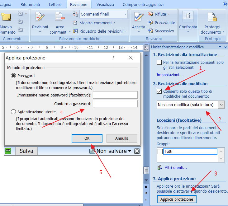 proteggere-un-documento-word2