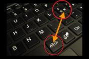 Chiocciola Tastiera Computer