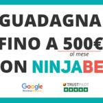 Guadagnare da casa 500 euro è possibile, ecco come fare.